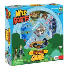 Wild Kratts Pop 'n' Race Game
