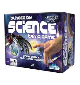 Outset Media Blinded by Science Trivia Game
