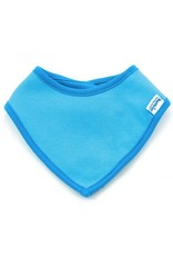 Bumkins Waterproof Bandana Bib Blue