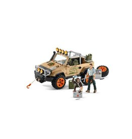 Schleich Off-Roader with Rope Winch