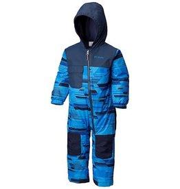 Columbia Toddler Hot-Tot™ Suit Super Blue Geo Print