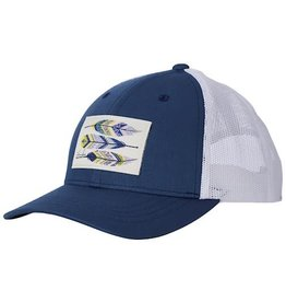 Columbia Youth™ Snap Back Hat Feather Patch O/S