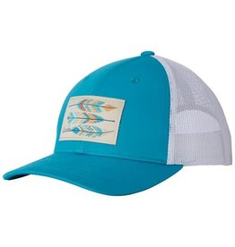 Columbia Youth™ Snap Back Hat Geyser, Feather Patch O/S