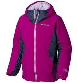 Columbia Wild Child™ Jacket Bright Plum, Nocturnal