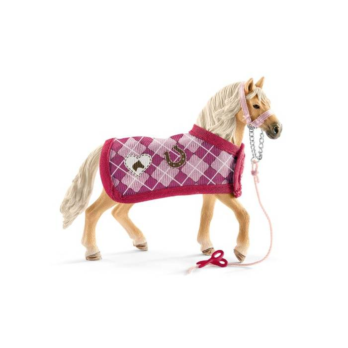 Schleich Sofia's fashion creation for Andalusians