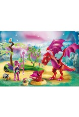 Playmobil Friendly Dragon with Baby