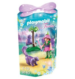 Playmobil Fairy Girl with Animal Friends