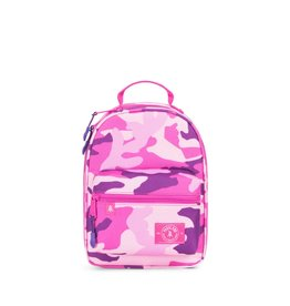 Parkland Rodeo Lunch Bag Woodland Camo Pink