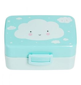 A Little Lovely Company Lunch Box Clouds
