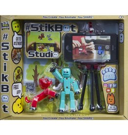 Stikbot Deluxe