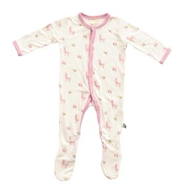 Kyte Baby Layette, Printed Footie in Peruvian