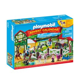 Playmobil Advent Calendar - Horse Farm