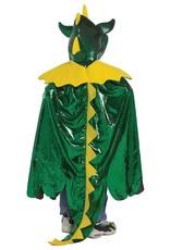 Great Pretenders Dragon Cape, Green, Size 4-6