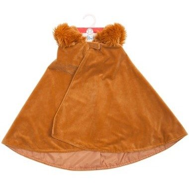 Great Pretenders Toddler Lion Cape, Size 1-2
