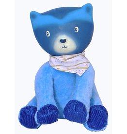 Tikiri Raccoon Rubber Wildwood Plush Toy