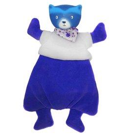 Tikiri Racoon Soft Toy - Rubber Head