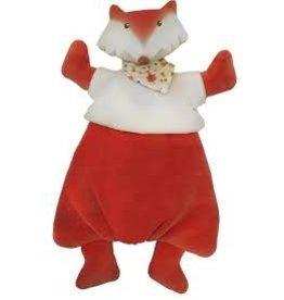Tikiri Fox Soft Toy - Rubber Head