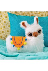 Klutz Sew Your Own Llama Pillow
