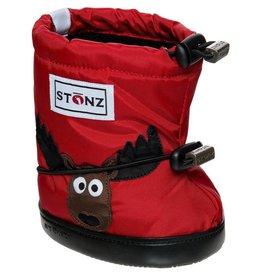 Stonz Booties Moose Red PLUSfoam