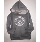 YB APCO Youth Hood Grey