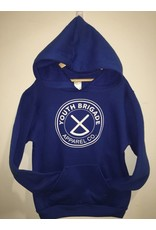 YB APCO Youth Hood Blue