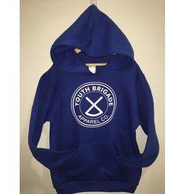YB APCO Youth Hood Blue