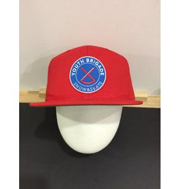YB Youth Snapback Red