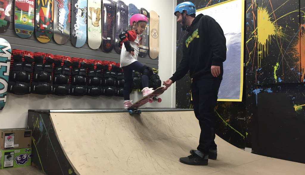 Private Skateboard Lessons