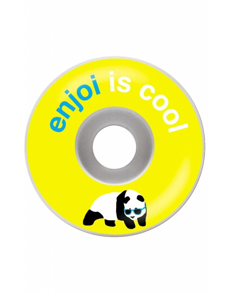 Enjoi Panda Shades 7.5