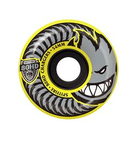 Spitfire Chargers Yellow 54