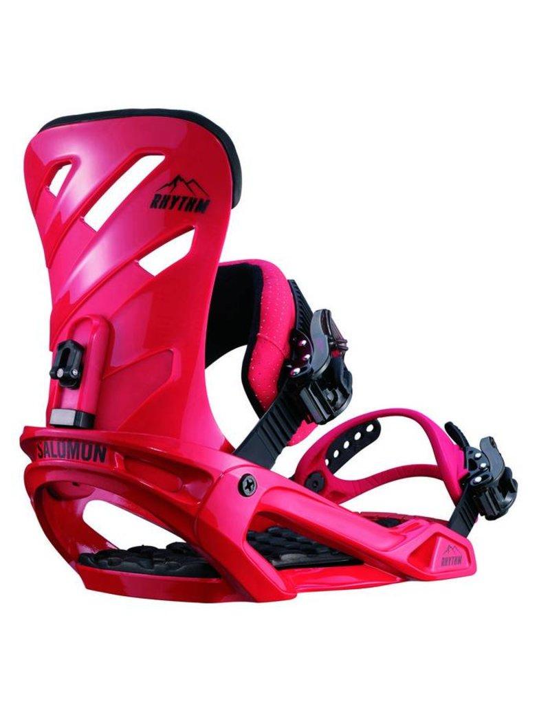 Salomon Rhythm Red Snowboard Bindings