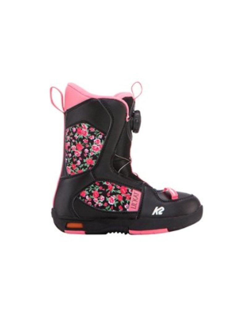 K2 17/18 Lil Kat Boot Kids Snowboard Boots