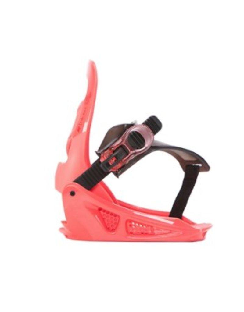 K2 17/18 Lil Kat Kids Snowboard Bindings
