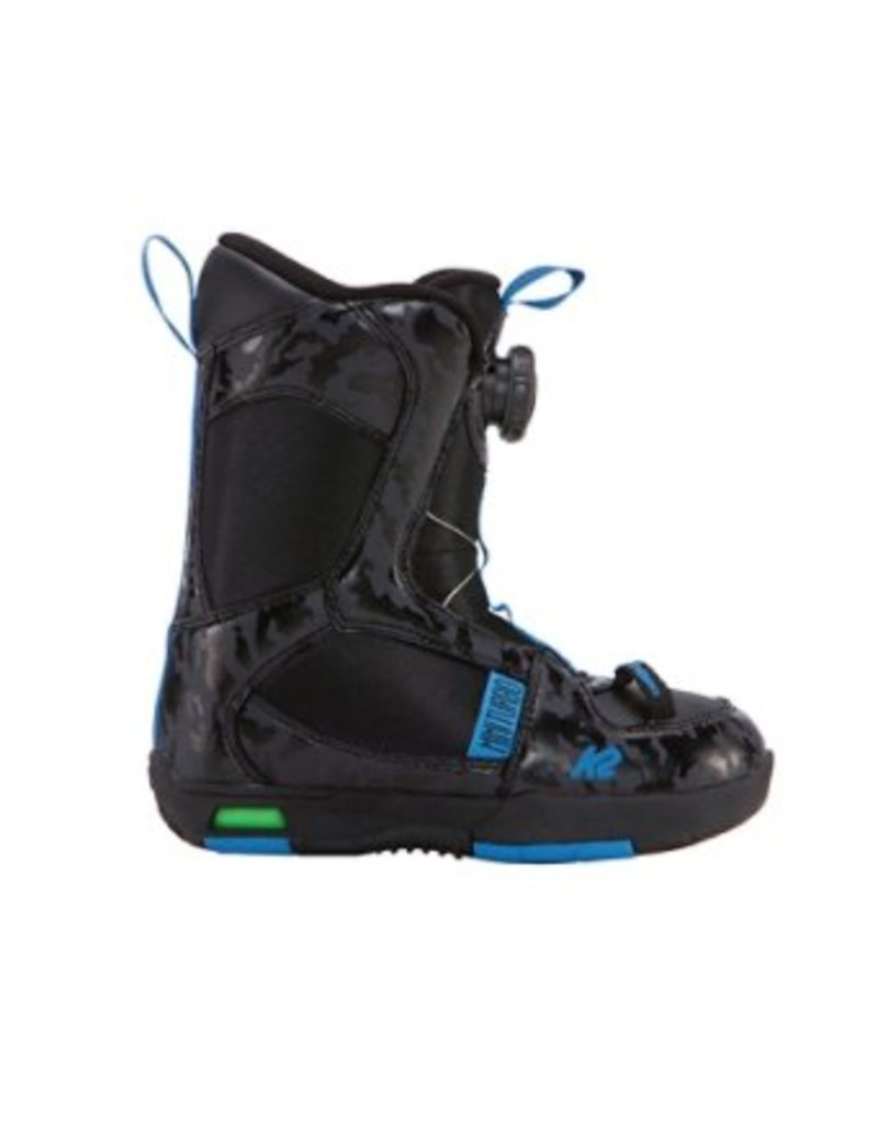 K2 17/18 Mini Turbo Kids Snowboard Boots