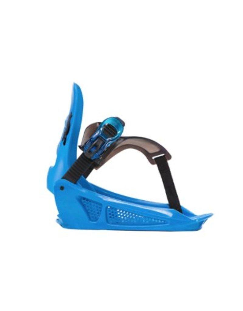 K2 17/18 Mini Turbo Kids Snowboard Bindings