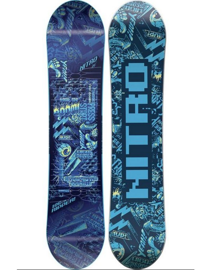 Nitro Ripper Kids Snowboard