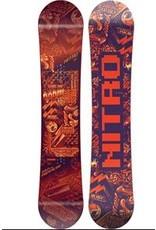 Nitro Ripper Youth Kids Snowboard