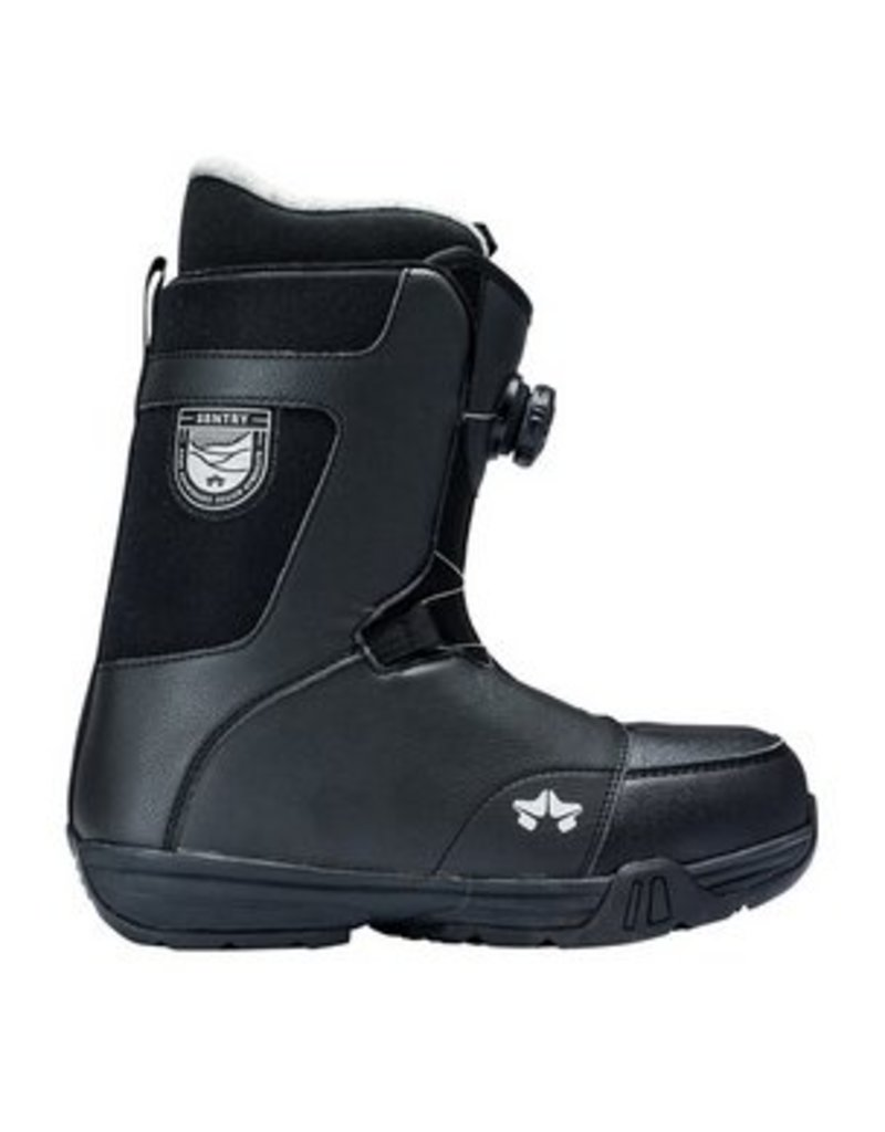 Rome Sentry Boot
