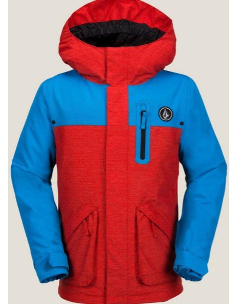 Volcom Ins Jacket Blue
