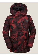 Volcom Ins Jacket Red
