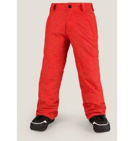Volcom Explorer Pant Red