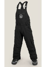 Volcom Sutton Overall Black