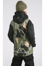 WearColour Mirror Jacket Olive