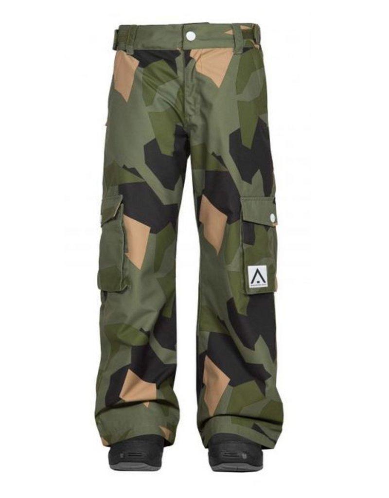 WearColour Trooper Pant Olive