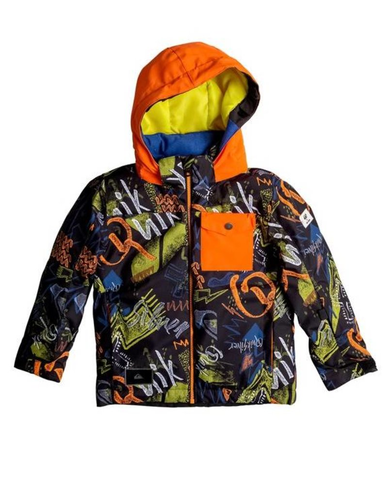 Quiksilver Little Mission Jacket Bolts