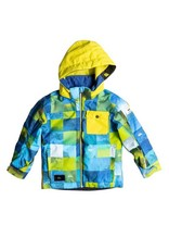 Quiksilver Little Mission Jacket Blue Sulphur