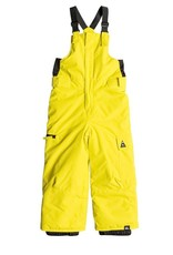 Quiksilver Boogie Pant Yellow