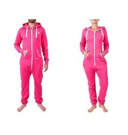 Uni Chillwear Onesie Pink