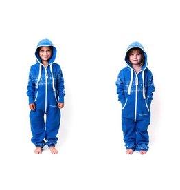 Uni Chillwear Onesie Nordic Blue