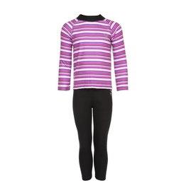 KOMBI Kombi Body 3 Snuggly Purple Stripe